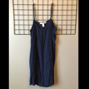 Casual Blue Dress!